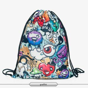 3D Digital Printing Bag, Beach Bag