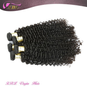 One Donor Natural Black 100% Human Virgin Peruvian Hair pictures & photos