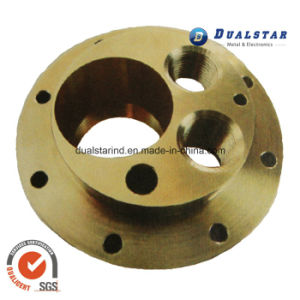 Brass Flange for Boiler Cover pictures & photos