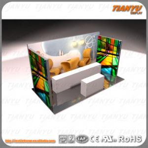 U Shape Aluminum Fabric Trade Show Booth pictures & photos
