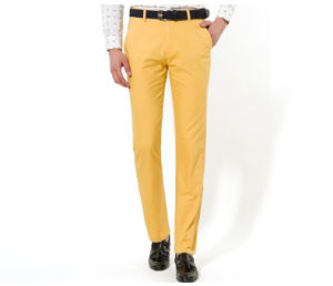 Mens Fashion Chino Pants pictures & photos