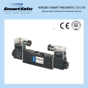 Smart High Quality 4V220-08 Series Solenoid Valve pictures & photos