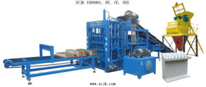 Zcjk 6-15 Full Automatic Hydraulic Hydraform Block Machine pictures & photos