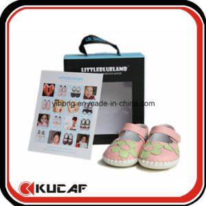 Custom Printed Paper Cardboard Baby Shoe Box pictures & photos