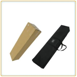 Style Banner Stand Display/S Shaped Tension Fabric Banner Stand pictures & photos