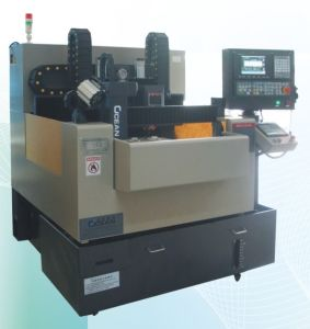 CNC Machine with Double Spindle for Glass Processing (RYG500D_ALP)