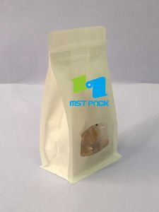 Printed Food Grade Plastic Transparent Pouch with High Barrier pictures & photos