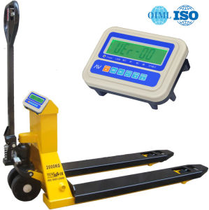 TUV Approved Pallet Scale with OIML Approved Weighing Indicator pictures & photos