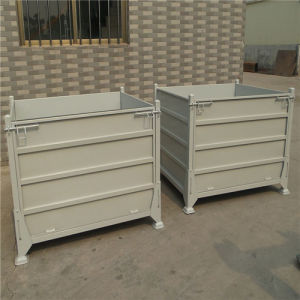 Foldable Storage Container for Warehouse with Ce Approval pictures & photos
