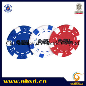 8g Pure Clay Dice Poker Chip (SY-B03-1) pictures & photos