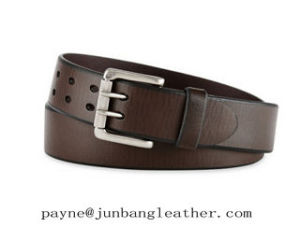 Fashion Pin Buckle Leather Belt