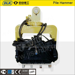 Hydraulic Vibratory Pile Driving Hammer for Construction Machine pictures & photos