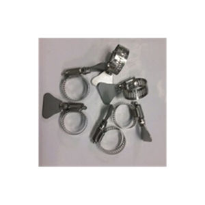 Cheap Tainless Steel Exhaust Clamp pictures & photos