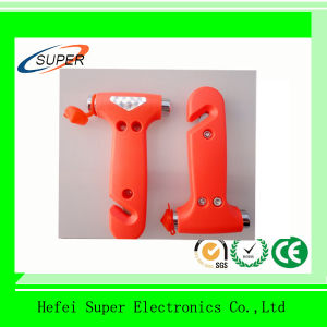Wholesale Outdoor Multifunction Emergency Hammer pictures & photos