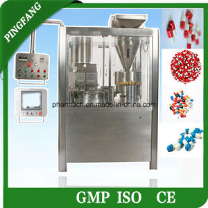 Automatic Hard Capsule Filling Machine (NJP3000B) pictures & photos