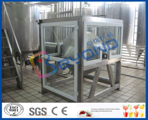 Complete Set of Butter Processing Equipment (500KG-20000KG/D) pictures & photos