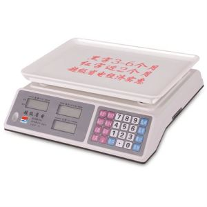 Electronic Weighing Computing Price Scale (DH-583) pictures & photos