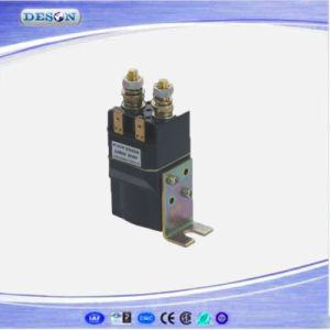 6V-150V 50Hz/60Hz 50A Electrical DC Contactor pictures & photos