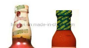 PVC Shrinkable Film for Bottle Cap Sealing pictures & photos