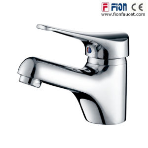 Hot Sale Single Lever Basin Mixer Basin Faucet (F-143)