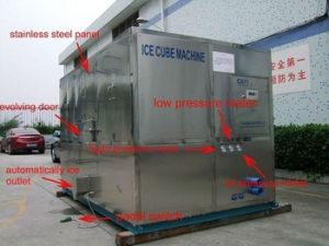 Cube Ice Machine/Snow Ice Machine /Most Saving Energy Ice Machine pictures & photos