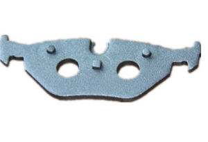 Hot Sale Auto and Car Disc Brake Backing Plate pictures & photos