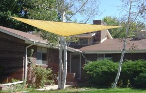 Sun Shade Sail Canopy, Commercial Grade, 8 Years Warranty, Custom Sizes Avaiable (Manufacturer) pictures & photos