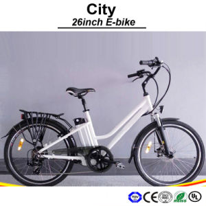 26inch E-Bicycle Pedelec Ebie Electric Bicycle (TDF03Z) pictures & photos