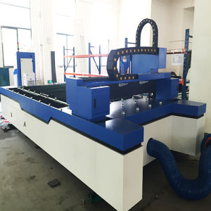 Fiber Laser Tube Cutting Machine in Kitchen Ware Industry pictures & photos