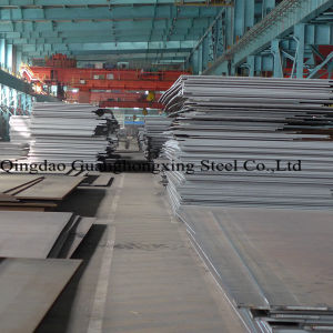 ASTM A36, Q235, S235jr, Ss400 Hot Rolled Steel Plate