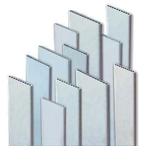 3003 / 3102 Micro Multiport Flat Aluminum Tubing Extrusion for Heat Exchangers pictures & photos