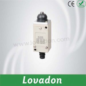Hl-5100 Aluminium Enclosed Sealed Plunger Type Limit Switch pictures & photos