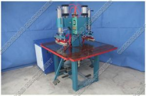 Double Head High Frequency PVC Bag Welding Machine, Ce Approved pictures & photos