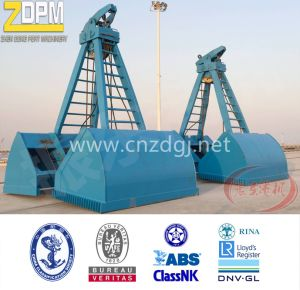 Rope Clamshell Underwater Dredging Grab pictures & photos