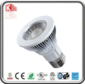 Energystar ETL Dimmable 7W COB LED PAR20 Spotlight Floodlight