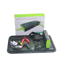 12000mAh 12V Auto Portable Mini Multi-Function Car Jump Starter pictures & photos