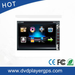 Radio CD MP3 Player with Double DIN Touch Screen pictures & photos