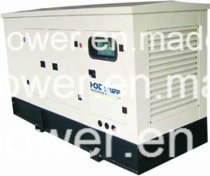 Deutz Water Cooled Diesel Generator, Silent Type From 16kw to 120kw pictures & photos