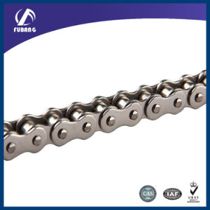 Stainless Steel Simplex Roller Chain (B series) pictures & photos