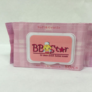 Soft Baby Use Wipes Baby Cleaning Wet Wipes pictures & photos