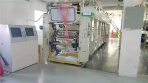8 Colors Used Roto Gravure Printing Machine with High Speed pictures & photos