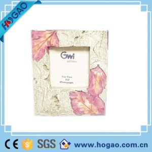 OEM Resin Photo Frame Pastoral Style Leaves Frame pictures & photos
