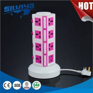 Multi Layer USB Extension Socket pictures & photos