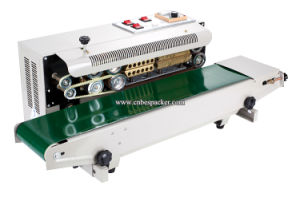 Low Price High Quality Table Top Sealing Machine pictures & photos