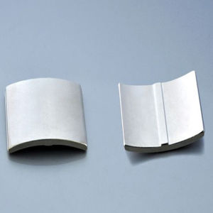 High Quality Arc Segment Neodymium Magnets with SGS14001 pictures & photos