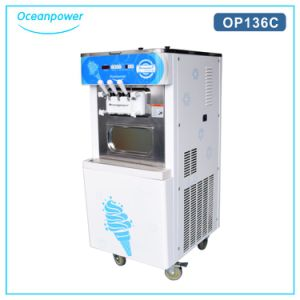 Ice Cream Making Machine Op136c pictures & photos