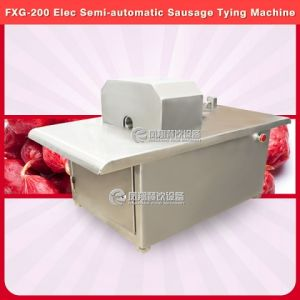 Fxg-200 Semi-Automatic Electric Sausage Knotting Machine pictures & photos