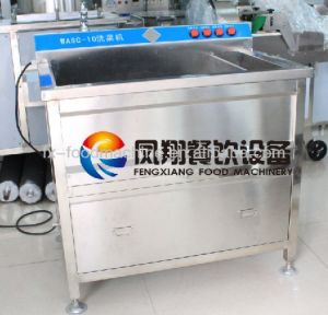 Ce Approved Arugula Washing Machine, Parsley Washing Machine of Water Saving Type pictures & photos