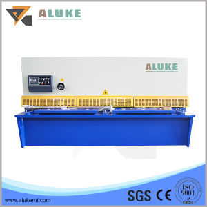Hydraulic Guillotine Machine with Good Quality Program-Control pictures & photos
