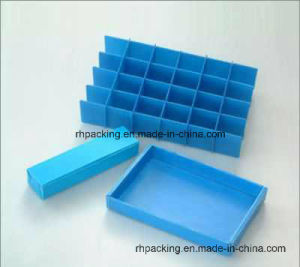 Polypropylene PP Plastic Tray/Construction and Building Plastic Protection Board pictures & photos